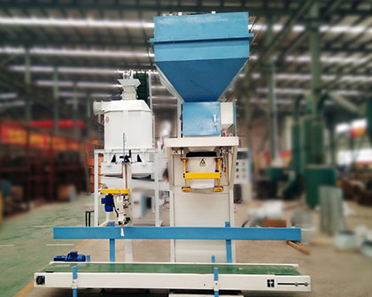 Feed pellet packaging Machine