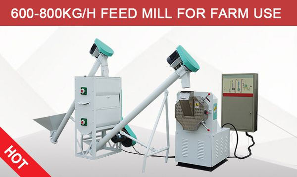 ABC feed pellet mill machinery