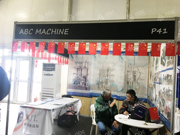 ABC Machinery attended Agri-Expo Livestock exhibition in South Africa