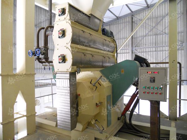 BPM45 Chicken Feed Pellet Mill
