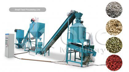 How to Choose Your Own Animal Feed Pellet Machine?