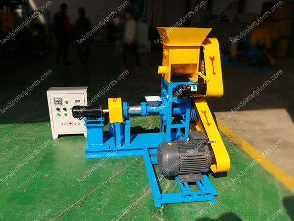 feather meal extruding machine