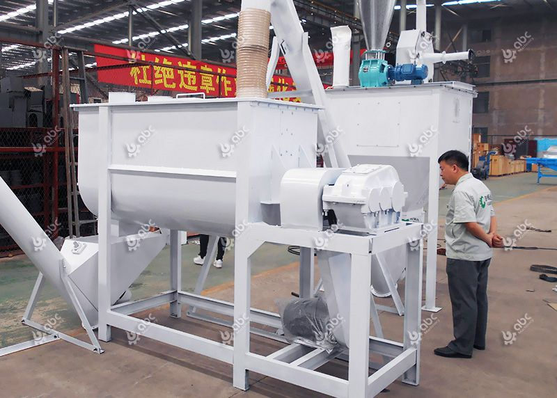 mini feed pellet mill for making chicken feed and cattle feed