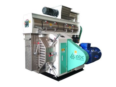 large animal feed pellet maker