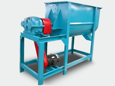 small feed mixer